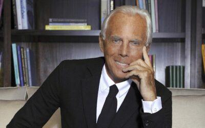 Armani, altra svolta: trasloca l'Haute Couture a Milano